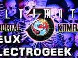 "Jeux Electrogeek 84 test ""Ultimate Mortal Kombat 3"""