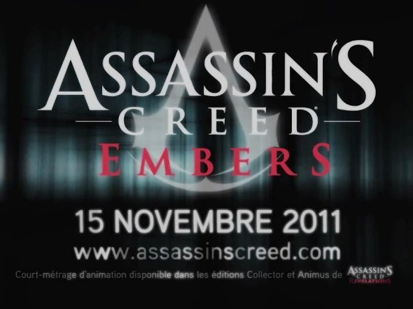 ****assin's Creed Embers - Trailer (VOSTF)