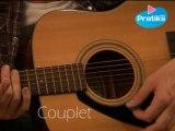Guitare : Comment jouer Sitting, Waiting, Wishin de Jack Johnson (Version gaucher)