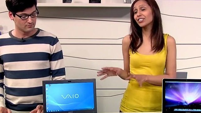 Sony Vaio S Series vs. Mac Book Pro! Plus: Tearing Down ...