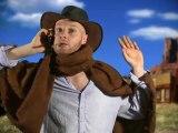 Parodie Western - Pub pour concours SFR