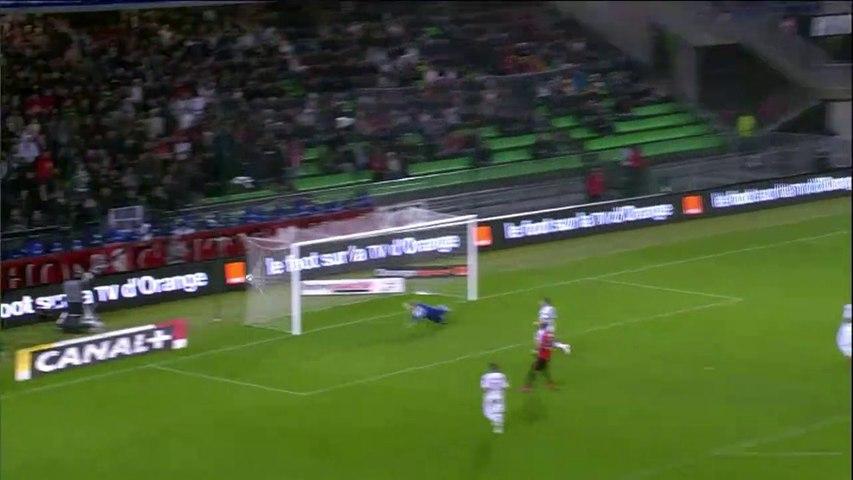 03/10/10 : Romain Danzé (44') : Rennes - Toulouse (3-1)