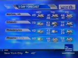 TWC Satellite Local Forecast from January-February 2010 Daytime #8