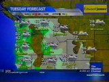 TWC Satellite Local Forecast from January-February 2010 Daytime #9