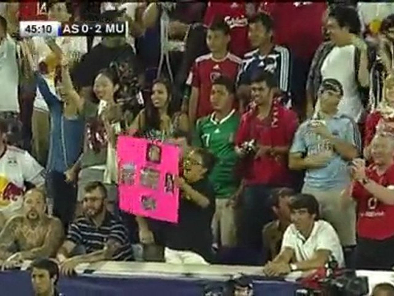 MLS All-Stars v Manchester United