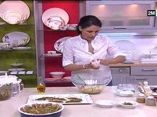 Choumicha recettes - sardine au four