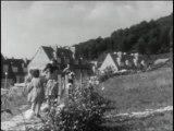Des maisons et des hommes 1953 réalisateurs : Pierre Jallaud, François Villiers reconstruction après la seconde guerre mondiale conception modernes de l'architecture mdd tv