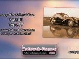 Essai Bugatti Type 57 - Autoweb-France