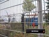 Aéroport St Exupéry: incendie au centre de rétention 