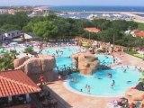 Camping La Sirène, Les parcs aquatique Sirène Holidays Argelès-sur-Mer