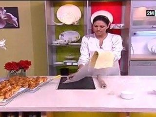 Brioches et croissants : Recette de Choumicha cuisine facile et rapide.
