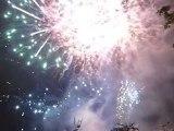 14 Juillet 2011 - Feu d'artifice du 13 juillet à Levallois