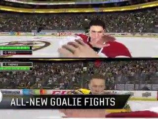 All-New Dynamic Goalies Producer Video de NHL 12