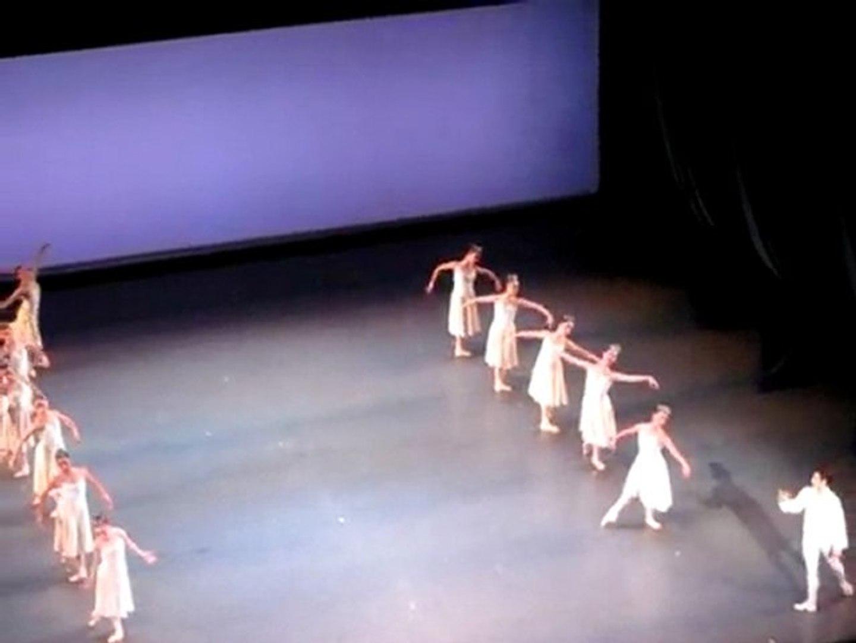 Ballet Imperial (Miami City Ballet) - Théâtre du Châtelet - July 23rd, 2001