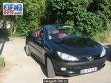 Occasion Peugeot 206 cc Canet en Roussillon