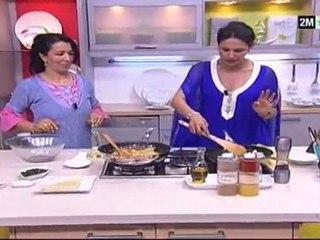 Choumicha Cuisine - Mhancha et Soupe Citrouille