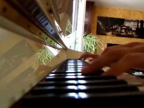 Dim Chris (feat. Amanda Wilson) - You Found Me (Version Piano / Piano Cover)