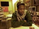 Rashaan Ahmad (Crown City Rockers)'s RadioCobalt Xclusive Interview (Feb 2011)