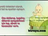 9. Ay bebek gelişimi - BİRuya.Com
