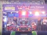 Citroën Racing - WRC 2011 - Rally Finland - victoire de S LOEB