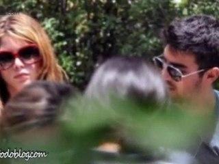 Teen Choice Awards 2010, Robert Pattinson, Kristen Stewart, Taylor Lautner, Ashley Green y Joe Jonas