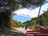 Playa Aguas Blancas  - Recorriendo ibiza en coche de alquiler - First Rent a Car