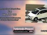 Essai Fiat Idea JTD 100 - Autoweb-France