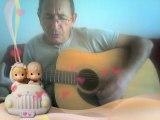 Ma doudou -  chanson Henri SALVADOR