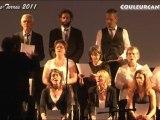 Festival des Hautes Terres 2011 l'Occitan à l'honneur par couleur Cantal TV