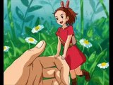 The Borrower Arrietty Movie Animated Trailer HD