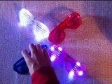 LUNETTES LED, LUNETTES A LED, LUNETTE LEDS