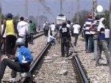 Crotone come Bari. Esplode la rivolta dei richiedenti asilo