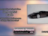 Essai Lamborghini Diablo - Autoweb-France