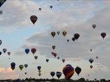Mondial Air Ballons 2011à Chambley