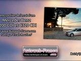 Essai Mercedes Benz C200 CDI et C320 CDI - Autoweb-France