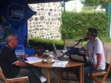 Interview Luc CHATELAIS - France Bleu