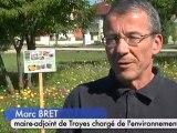 La nature s'invite en centre-ville de Troyes