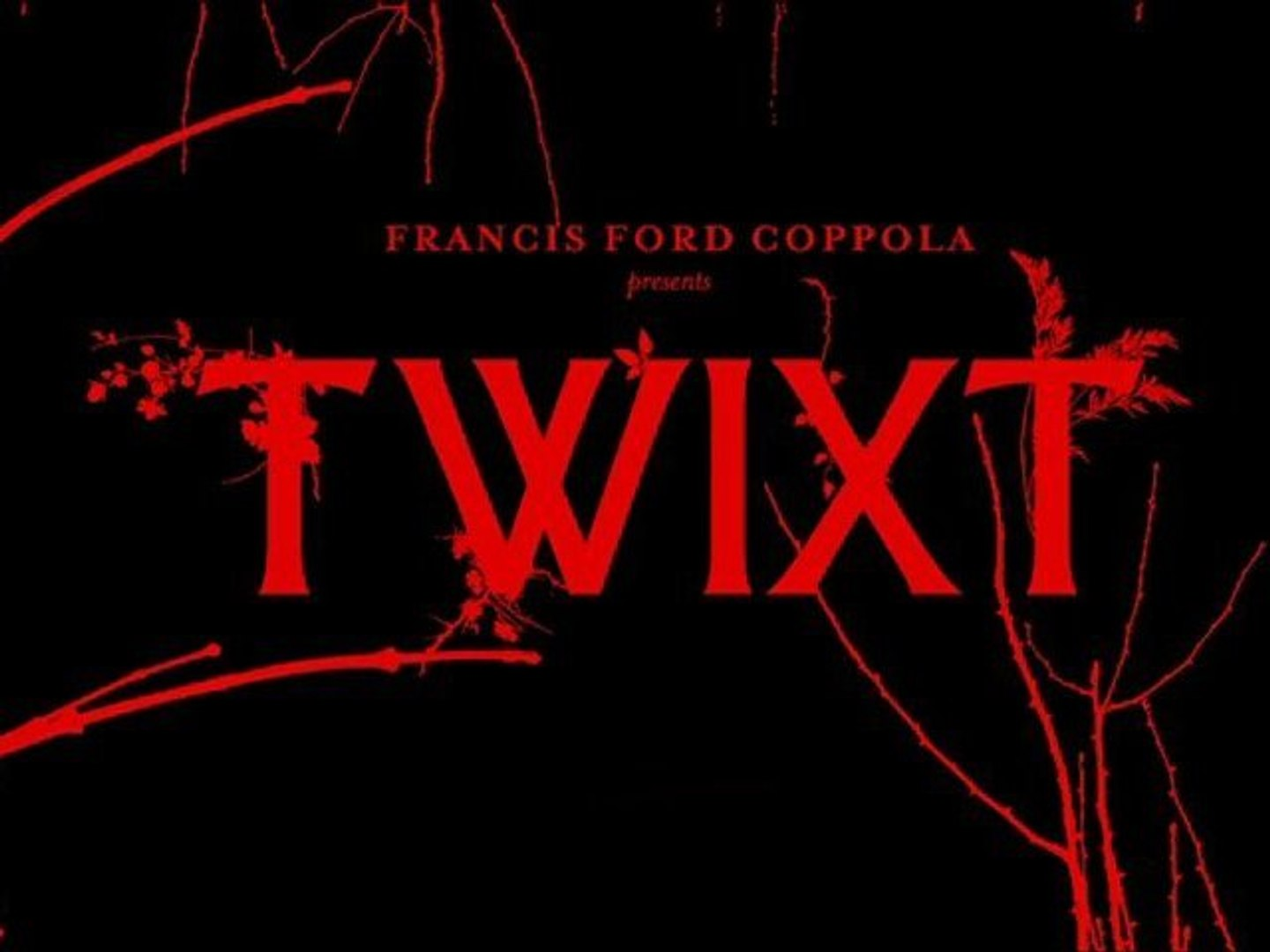 TWIXT -  Francis Ford Coppola Trailer / Bande-Annonce [VO|HD]