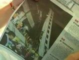 Accident ferroviaire en Chine: colère des victimes contre les autorités