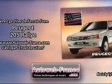 Essai Peugeot 205 Rallye - Autoweb-France