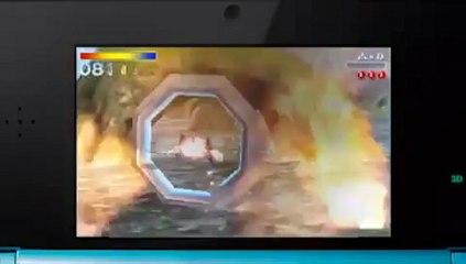 Gameplay 4  de Starfox 64 3D