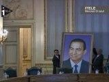 Egypte : Ouverture du procès d'Hosni Moubarak