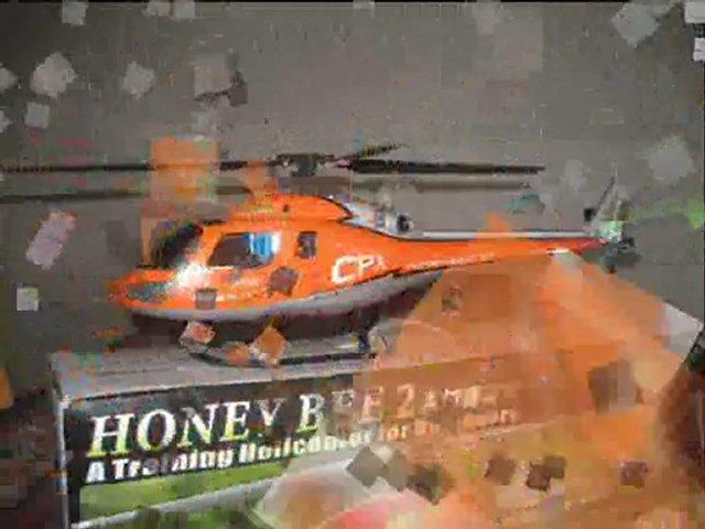 honey bee fp2 + fuselage cpx