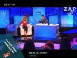 Sarkozy et Borloo, une grande histoire d'amour - Zapping best-of du 3 août 2011
