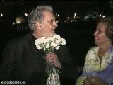 Placido Domingo homenajeado en Festival de Peralada