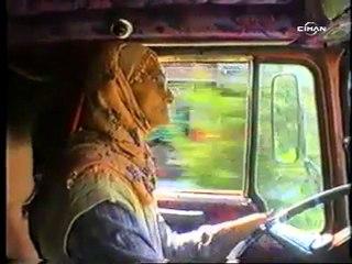 Rize'de 72 Yaşında Kamyon Şoförü Nine - VİDEO