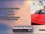 Essai Porsche Cayman S - Autoweb-France