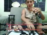 WWE FATAL 4-WAY MATCH EDGE VS RANDY ORTON VS REY MYSTERİO VS SHAWN MİCHEALS