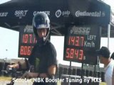 MBK Booster Tuning By MXS Scooter Racing Team