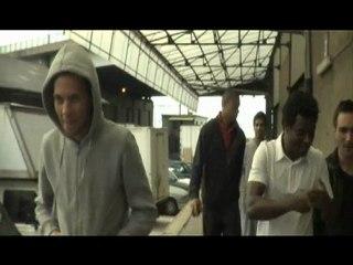 Trailer du court métrage : La rue des anges (inspiré du livre de ROST : Enfant des lieux bannis)